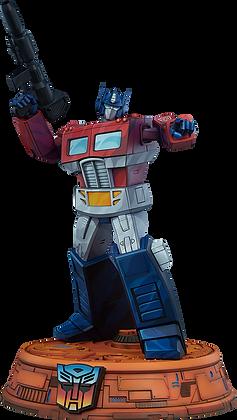 Otimus Prime  G1  Escala Museo  - Transformers  - PCS