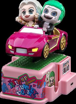 Joker and Harley Quinn - CosRider - HotToys