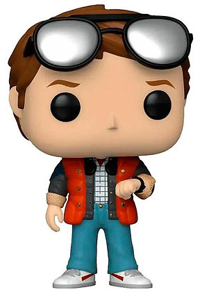 Marty Mcfly (Exclusive) - Back to the Future -Pop Funko