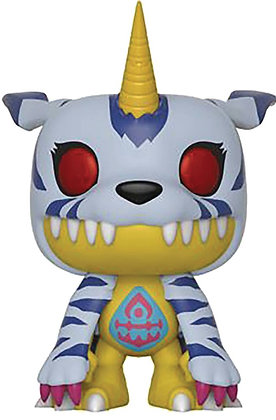 Gabumon -Digimon - Pop Funko
