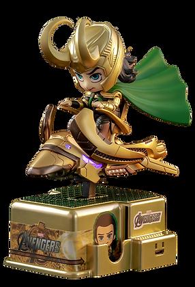 Loki - Cosrider - Hot Toys
