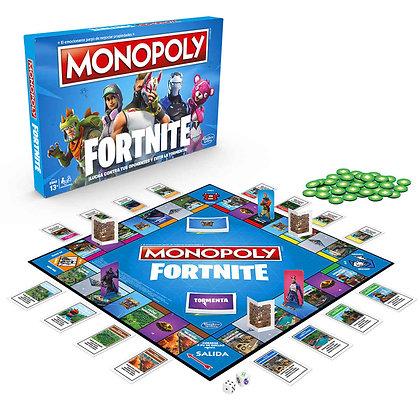 Fortnite - Monopoly - Hasbro