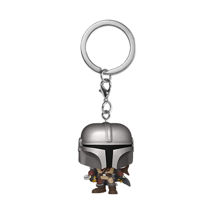 The Mandalorian - Star Wars The Mandalorian  - Pocket Pop Funko