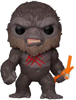 Scarred Kong - Godzilla vs Kong - Funko Pop