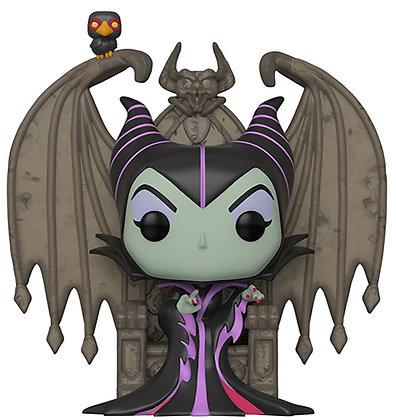 Maleficent with Throne - Sleeping Beauty - Pop Funko