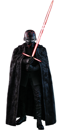 Kylo Ren Rise of Skywalker - Star Wars - Hot Toys