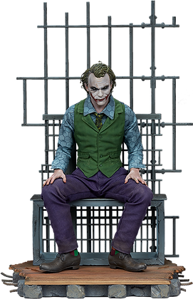 The Joker - Batman The Dark Knight - Sideshow