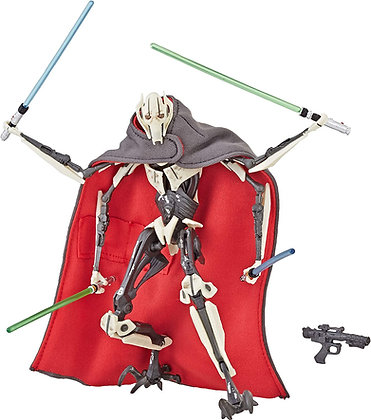 General Grievous - Star Wars Black Series - Hasbro