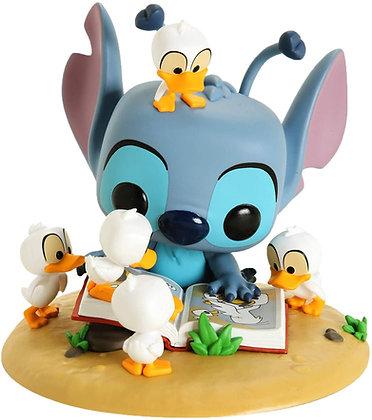 Stitch with Ducks - Lilo & Stitch - Pop Funko