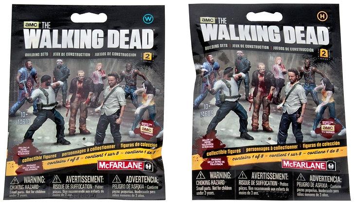 The Walking Dead - Building Set serie  3 - McFarlane