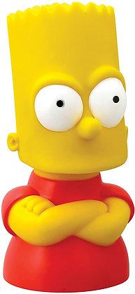 Bart Bust Bank - The Simpsons - Monogram