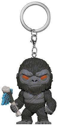 Kong Battle Axe - Godzilla vs Kong - Keychain Funko Pop