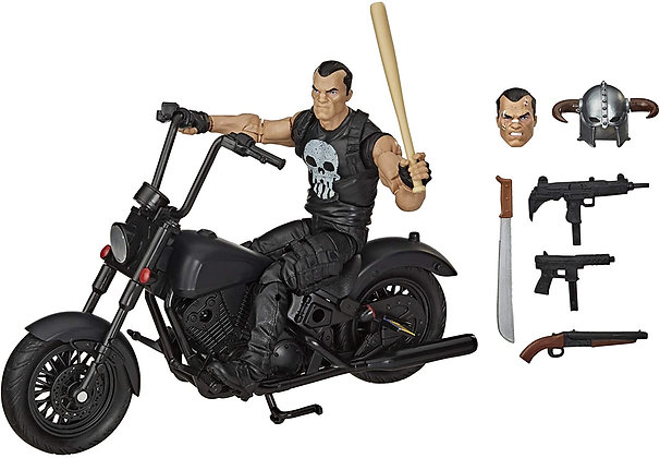 Punisher - Marvel Legends - Hasbro