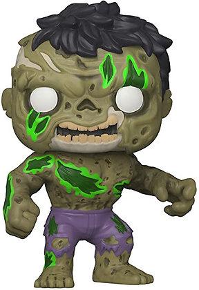 Zombie Hulk - Marvel Zombie - Pop Funko