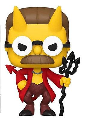Devil Flanders  (Special Edition) - The Simpsons - Pop Funko