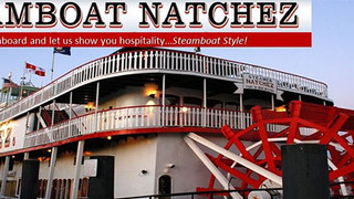 Steamboat Natchez Dinner Jazz Cruise