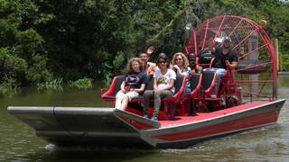 Airboat Adventure Tour