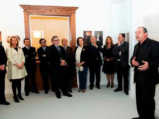 Gran acollida del públic a la inauguració del Centre d'Art i d'Història Hernández Sanz a Maó