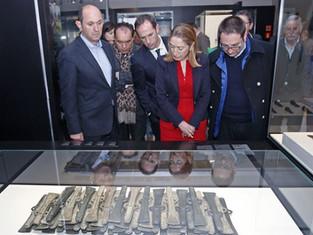 Apertura de las Salas de Arqueología en el Museo de Pontevedra