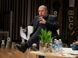 Antoni Nicolau en el I Foro Mundial de Turismo Gastronómico