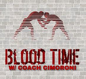 blood time logo