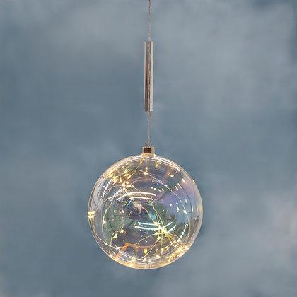 Esfera de Cristal LED