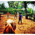 Beach Volleyball on Hvar