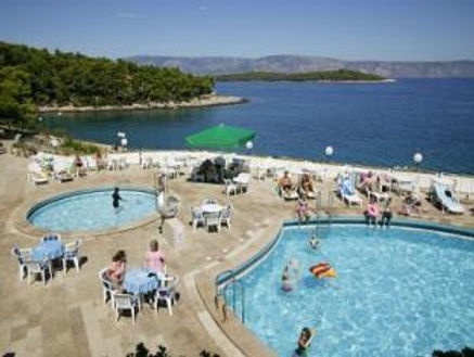 List of hotels on Island Hvar