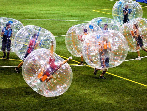 Bubble Football-Nova Zabava Za Sezonu 2019 Na Hvaru!