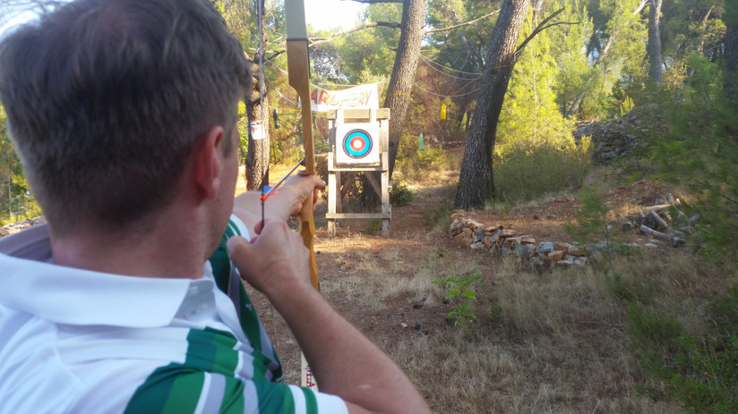 Target Corparate events Hvar Jelsa