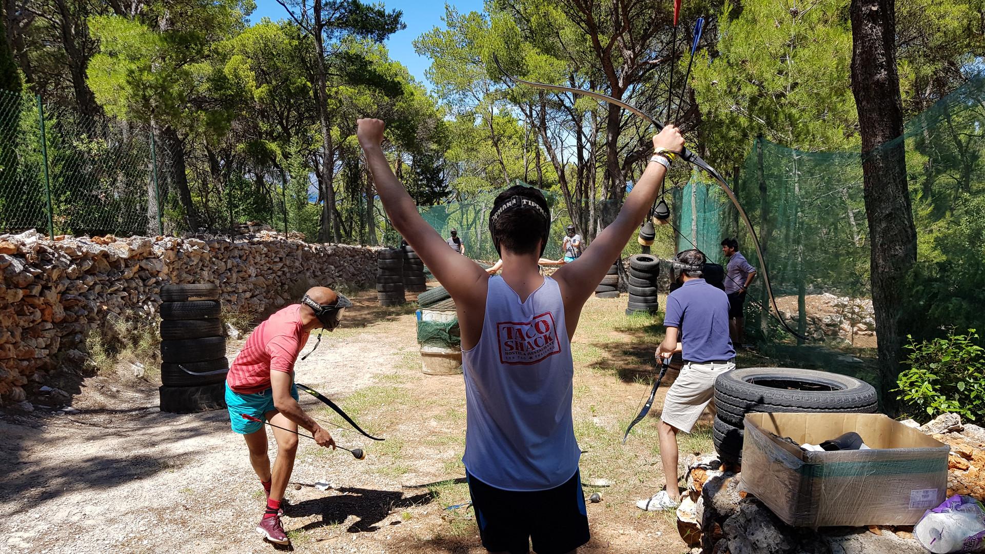 Team building Makarska