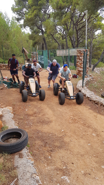 Team building Hvar Croatia