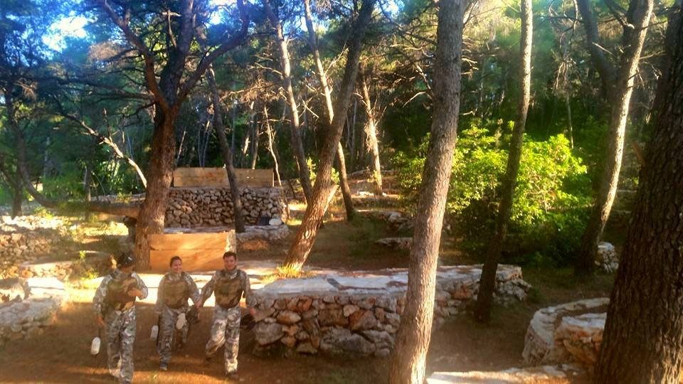Paintball Croatia
