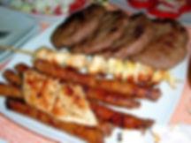 Food on Hvar island