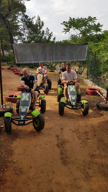 Go-karts Hvar - What to do in Hvar