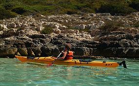 Go on all paklinski islands with Kayak