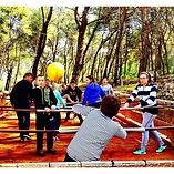 HUman table football Adventure Day trip