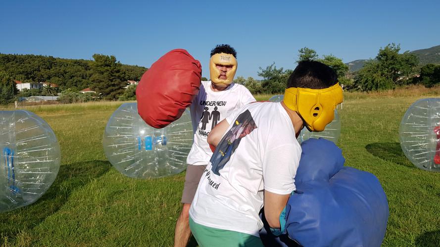 Giant boxing Hvar  Hulk Boxing