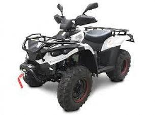 Atv Quad bike rent hvar Lin Hai 300 cc.j