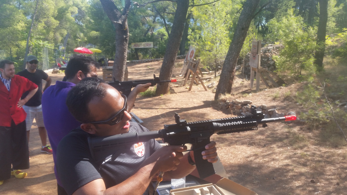 Airsoft Hvar - Activities