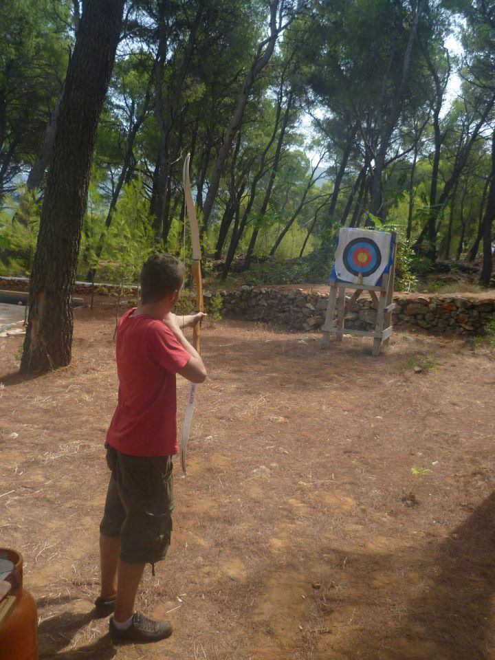 Archery - Activities in Jelsa
