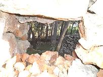Paintball bunker
