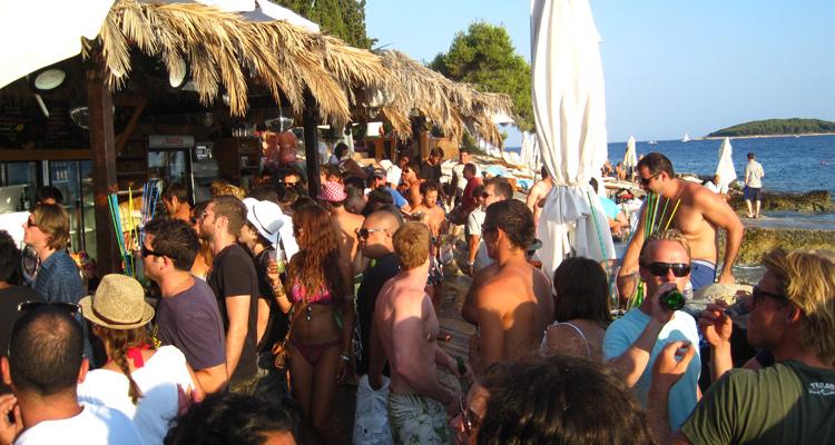 Hula hula beach