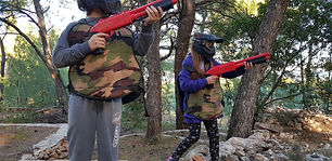 Rent a paintball for kids