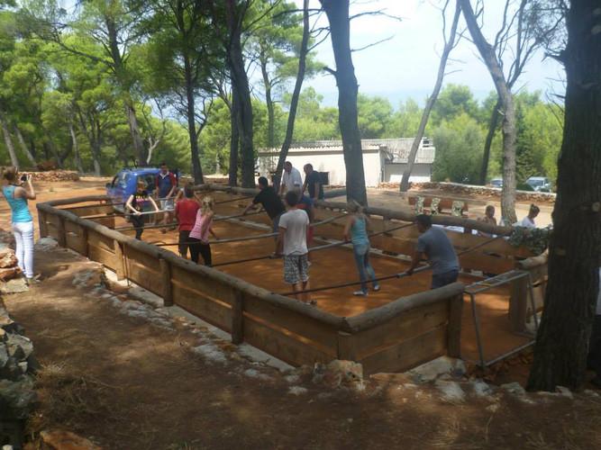 Team building- Sunčani Hvar