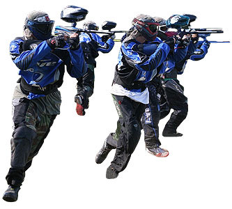 PAINTBALL-  Scenario- Woodsball- Speedball ? Koje su razlike ?