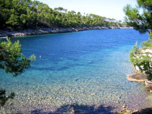 Beaches Island Hvar