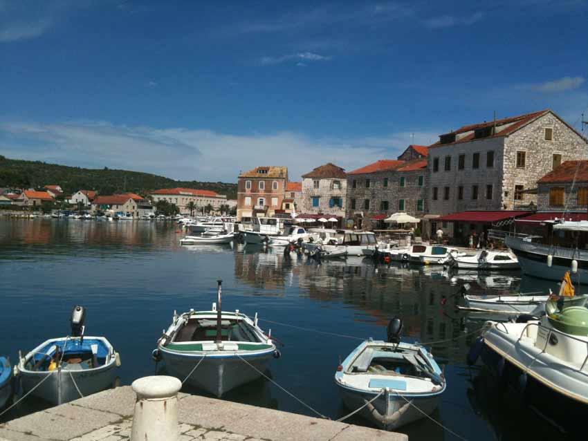 Activities in Dalmatia