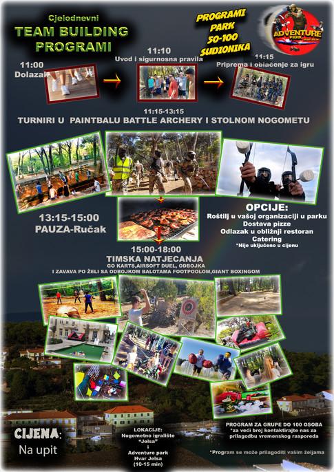TBBIG2 -Program za grupe 50-100 sudionika