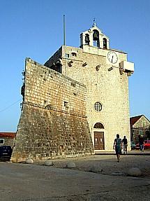 fortress vrboska